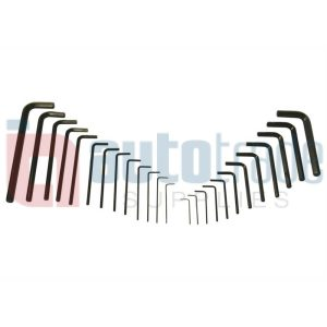 ALLEN KEY SET 25PC