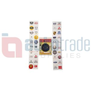 LICENCE HOLDER MULTI LOGO