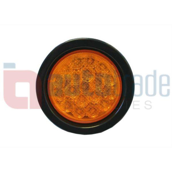 LAMP TAIL AMBER 10-30V