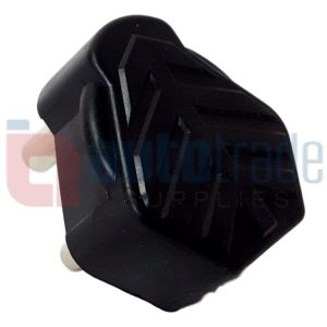 ELECTRICAL PLUG 16AMP BLACK