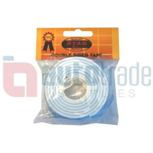 TAPE DOUBLE SIDED 3MMX24MMX1M