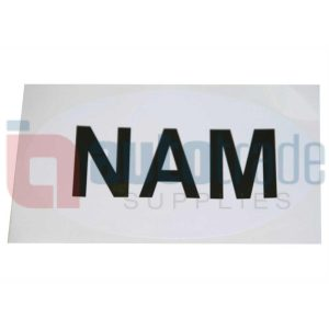 STICKER NAM (1PC)