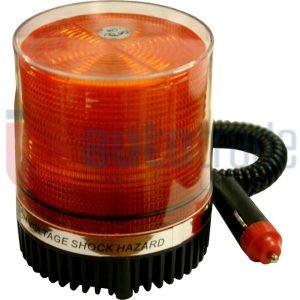 LAMP STROBE AMBER