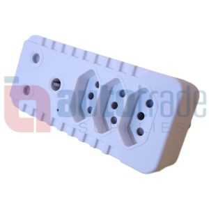 ELECTRICAL PLUG 4 WAY ADAPTOR