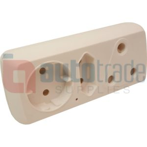 ELECTRICAL PLUG MULTI 3 PORT