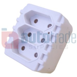 ELECTRICAL PLUG 3 WAY ADAPTOR
