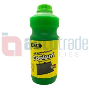 RYAN ANTI-FREEZE GREEN 1L