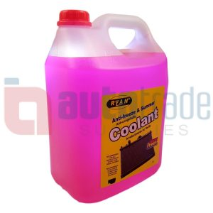 RYAN ANTI-FREEZE PINK 5L