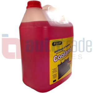 RYAN ANTI-FREEZE RED 5L