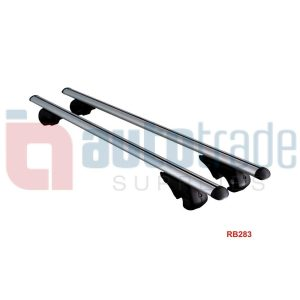 ROOF BARS ALUMINIUM & LOCK