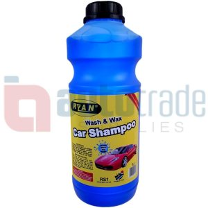 RYAN WASH & WAX SHAMPOO 1L