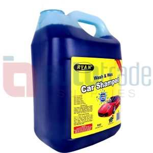 RYAN WASH & WAX SHAMPOO 5L