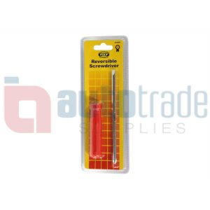 SCREWDRIVER REVERSIBLE