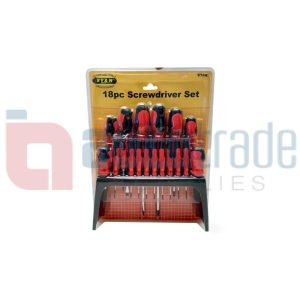 SCREWDRIVER SET 18PC