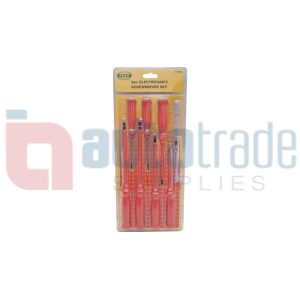 SCREWDRIVER ELECTRICIANS (8pc)