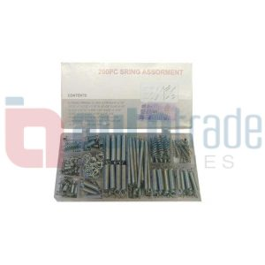 ASSORTMENT SPRINGS 200PC
