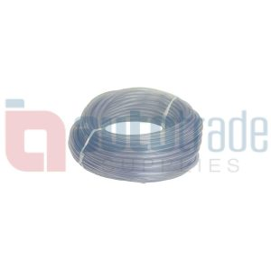 HOSE THIN WALL CLEAR 10MM-30M