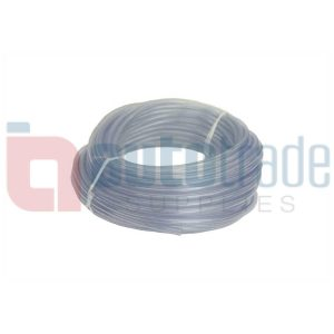 HOSE THIN WALL CLEAR 6MM-30M