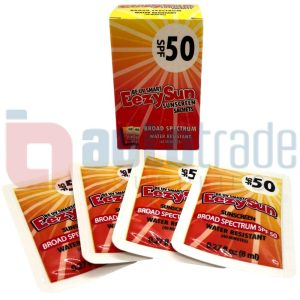 EEZYSUN SPF50 SUNSCREEN 10PC