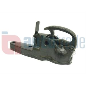 TOW HITCH COUPLER LEVER