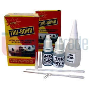 TRU-BOND REPAIR KIT 50ML X 2