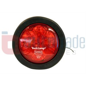 TRUCK-LAMP RED 8-LED