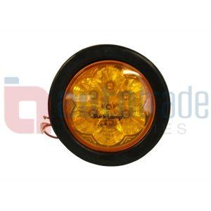 TRUCK-LAMP AMBER 8-LED