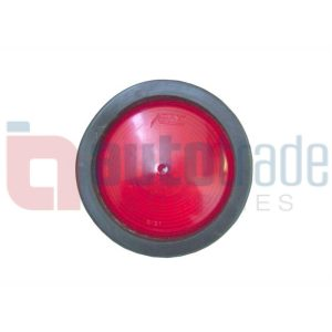 TRUCKLITE LAMP SEMI RED