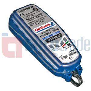 Optimate 3 Charger TM430