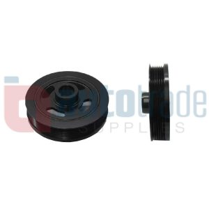CRANKSHAFT PULLEY (M/GROOVE)