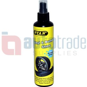 RYAN BUMPER & TYRE SHINE 250ML