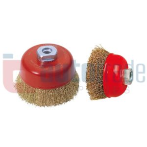 WIRE BRUSH CUP 125mm