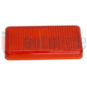 REFLECTOR STICK ON RED 10PC
