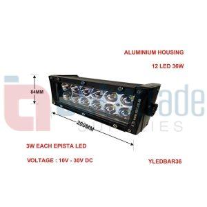 LAMP SPOT LED (36WATT)