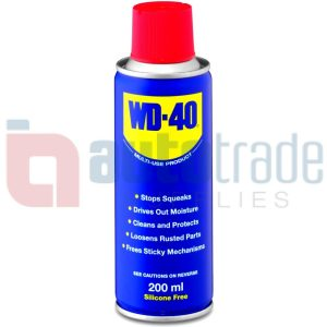 WD-40 MULTI-USE AEROSOL 200ML