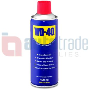 WD-40 MULTI-USE AEROSOL 400ML