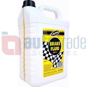 BRAKE FLUID DOT4 (5L)