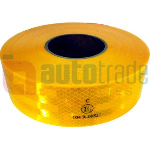 TAPE REFLECTIVE 3M YELLOW