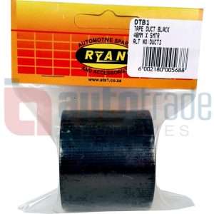 TAPE DUCT BLACK