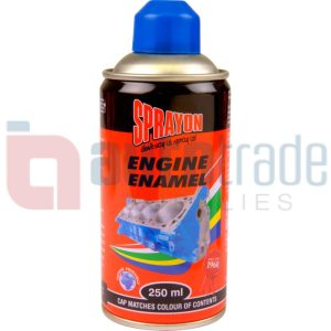 SPRAY PAINT ENGINE FORD BLUE