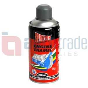 SPRAY PAINT ENGINE MIST GREY