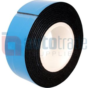 TAPE BEADING BLACK HANDY-PACK