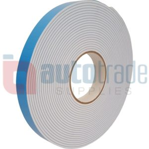 TAPE DOUBLE SIDED 3MMX24MMX10M