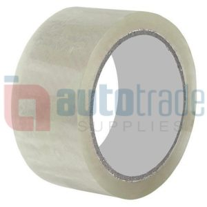 TAPE BUFF CLEAR (50MTR)