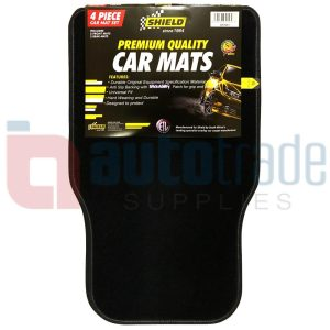 SHIELD CAR MATS SMALL PLAIN