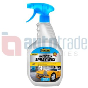 SHIELD WATERLESS SPRAY WAX 1L