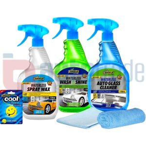 SHIELD WATERLESS COMPLETE KIT