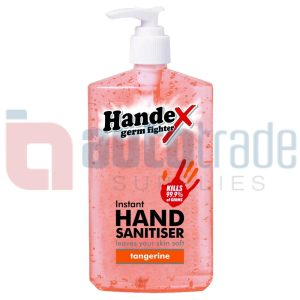 SHIELD HANDEX TANGERINE 300ML