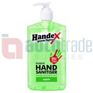 SHIELD HANDEX APPLE 300ML