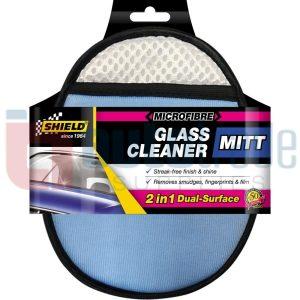 SHIELD MICROFIBRE GLASS MITT